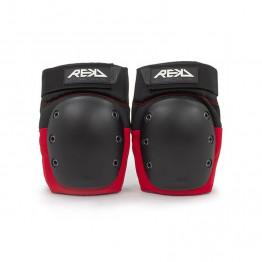 Ochraniacze kolan REKD Ramp Black/Red M